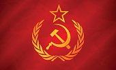 Soviet Union Flag Concept