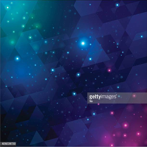 space background abstract - fate stock illustrations