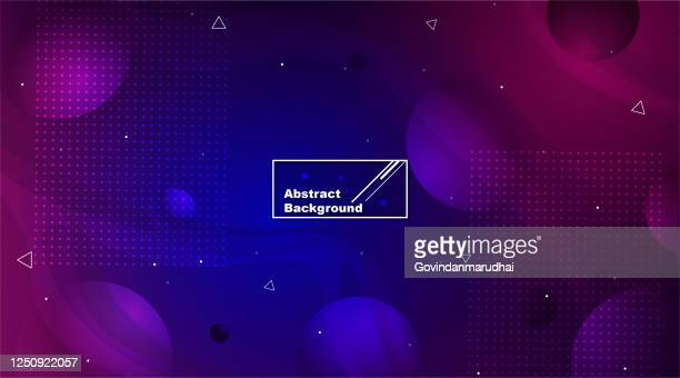 space background and abstract dark blue background - pink and blue background stock illustrations