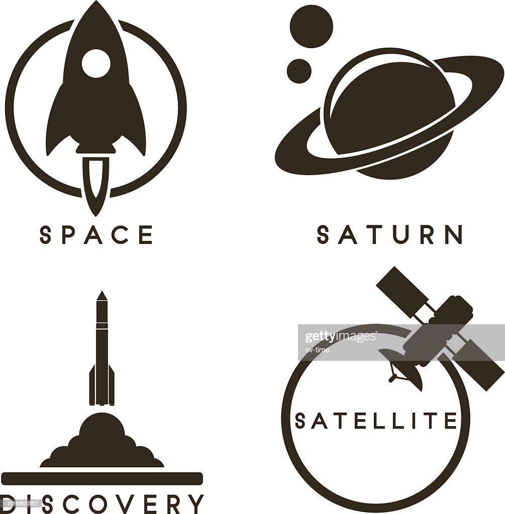 Space emblems
