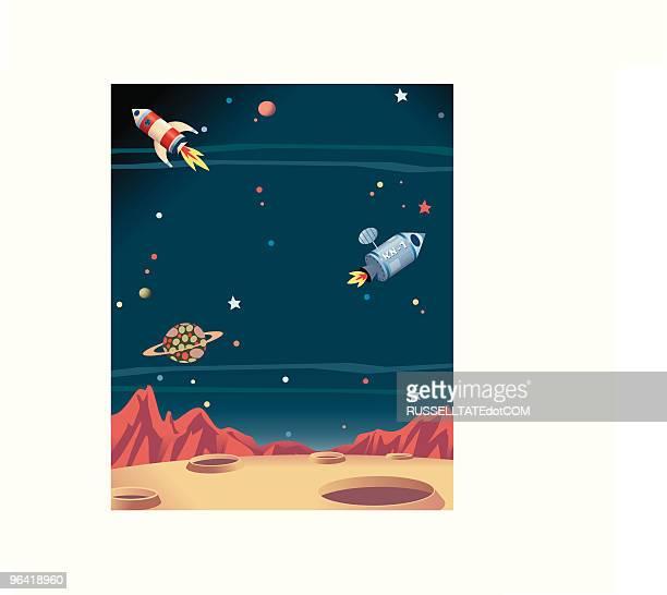 Space + Rockets