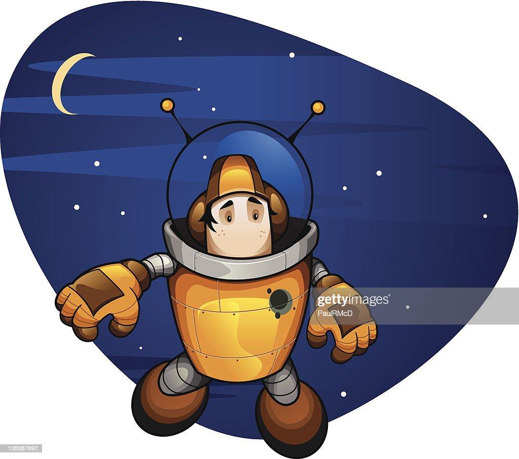 Spaceman Jim