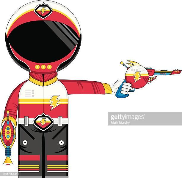 Spaceman com Ray Armas