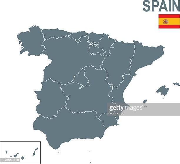 spain - spain stock illustrations