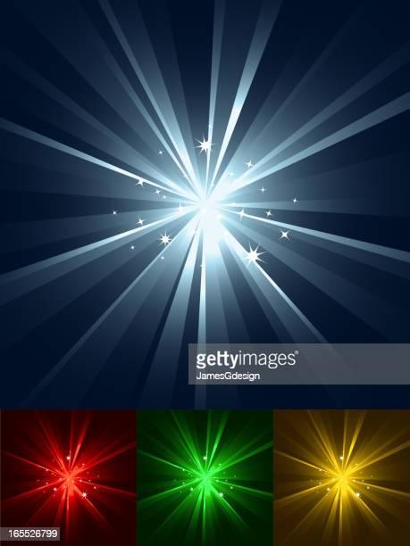Sparkling Burst of Light Set