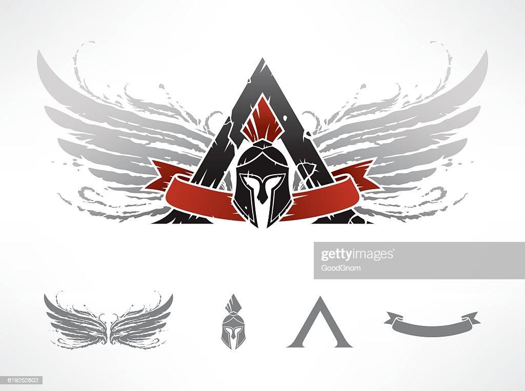 Sparta emblem