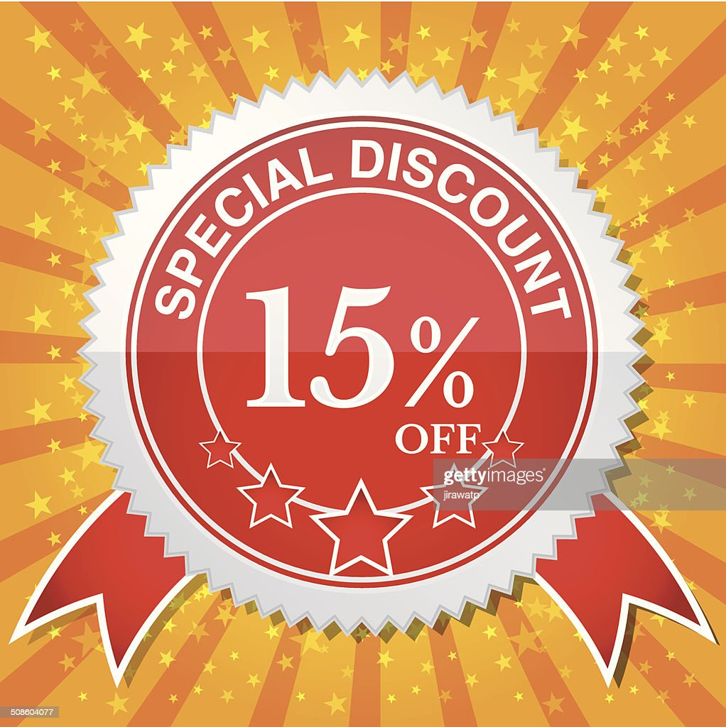 Special Discount 15% Off : Vector Art