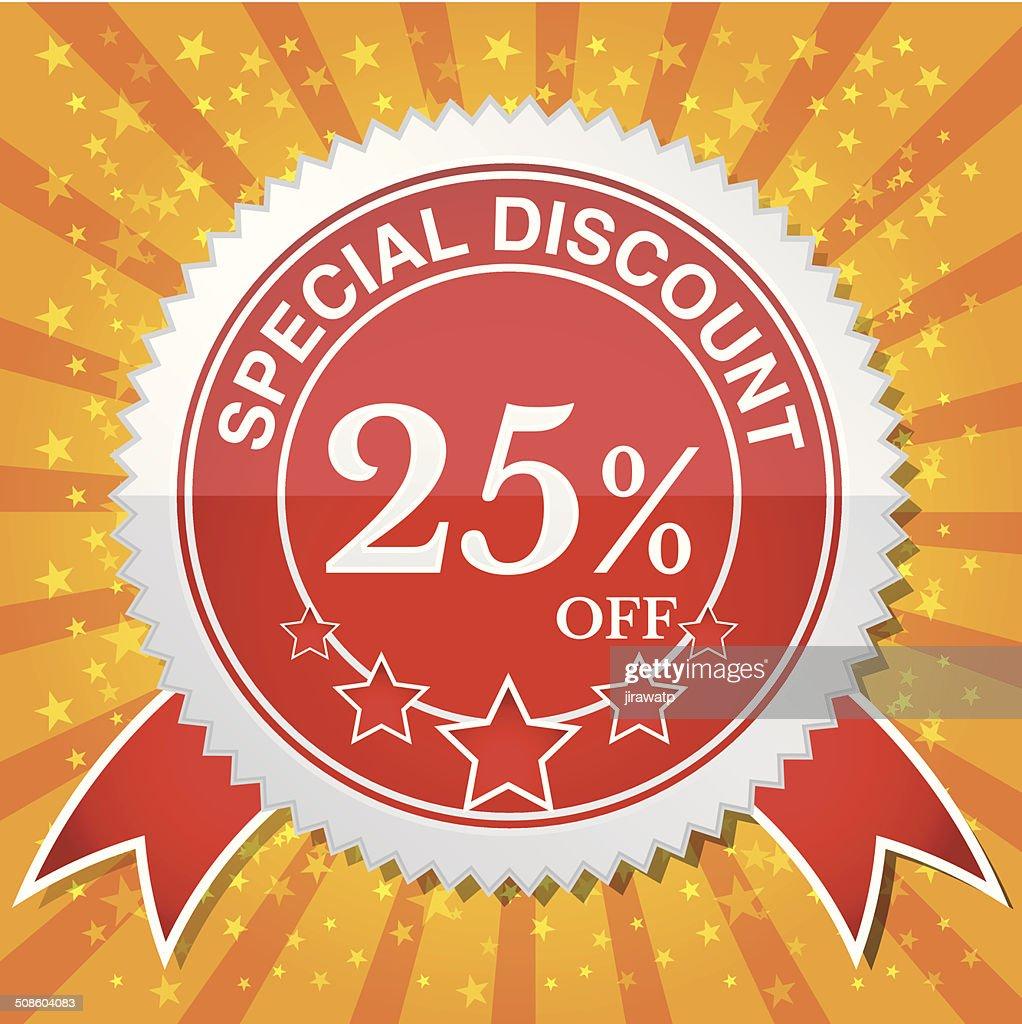 Special Discount 25% Off : Vector Art