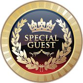 Special Guest Award Medal