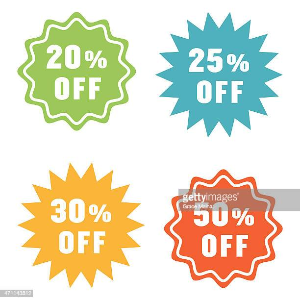 Special offer label - VECTOR