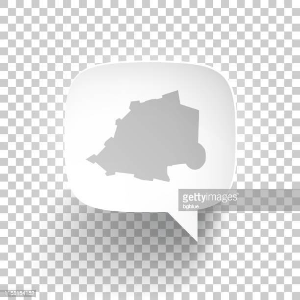 speech bubble with vatican (holy see) map on blank background - state of the vatican city stock illustrations