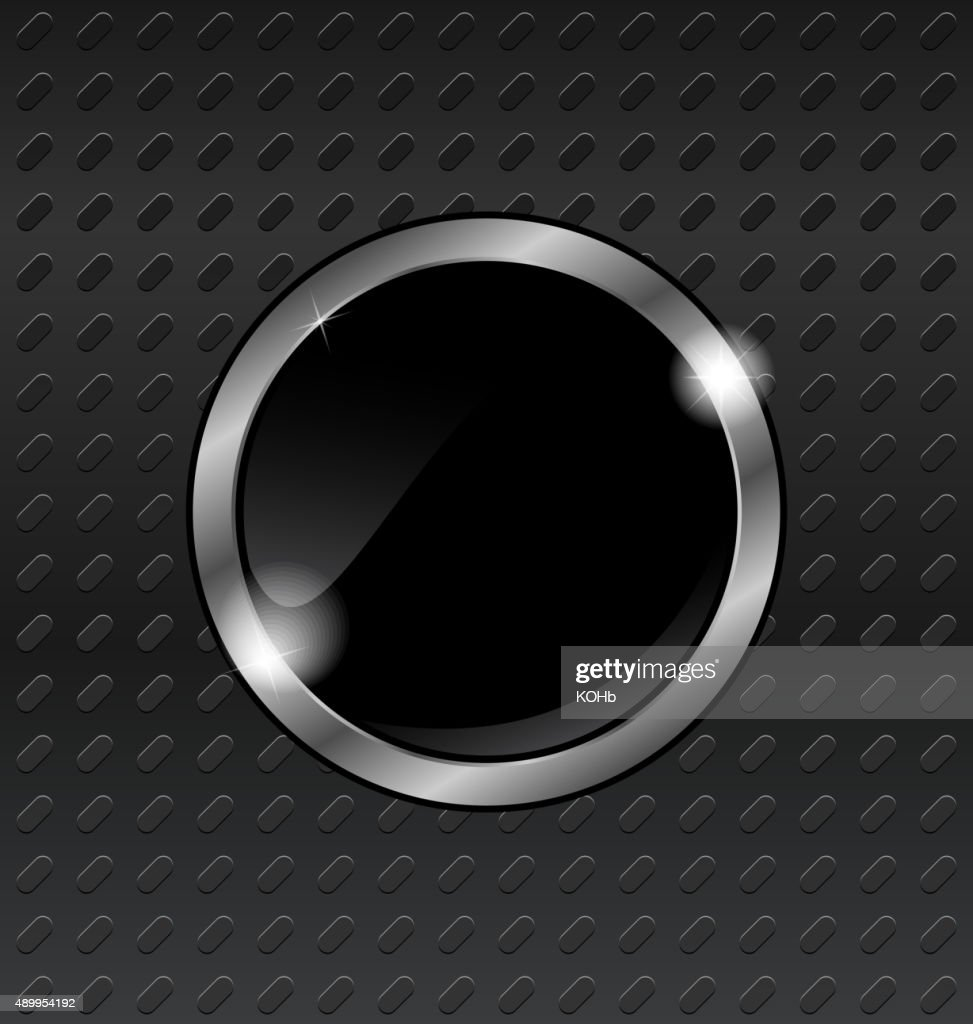 speech bubbles on titanium background