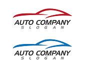 Speed Auto car icon