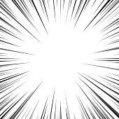 Speed comic book vector texture