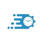 Speed gear watch time