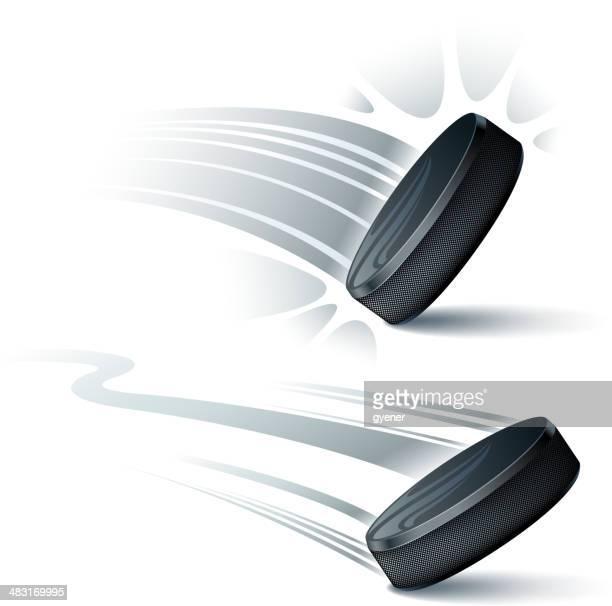 speed hockey puck