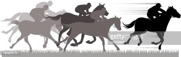 Velocidade de Corrida de Cavalo