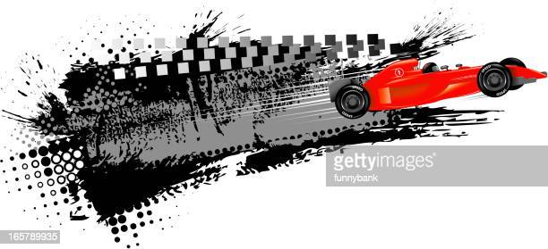 speed racecar banners
