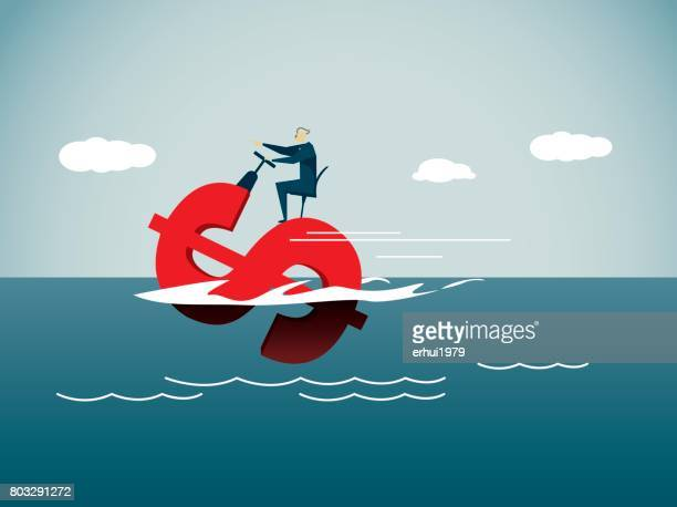 speedboat - motorboating stock illustrations, clip art, cartoons, & icons
