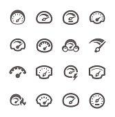 Speedometer Icons