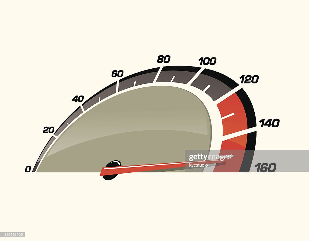 Speedometer Pushed to the Limit
