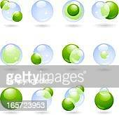 Sphere Concept Icons