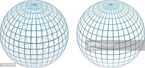 Sphere gird