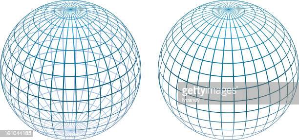 kugel gird - koordination stock-grafiken, -clipart, -cartoons und -symbole