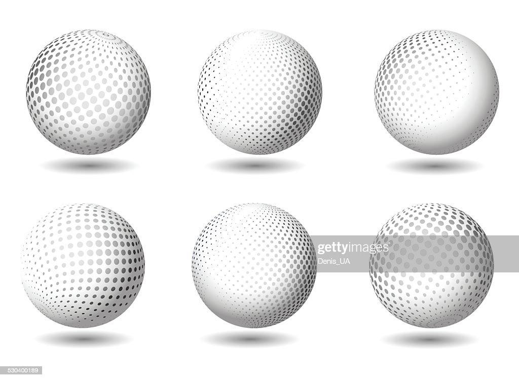 Sphere sphere design element