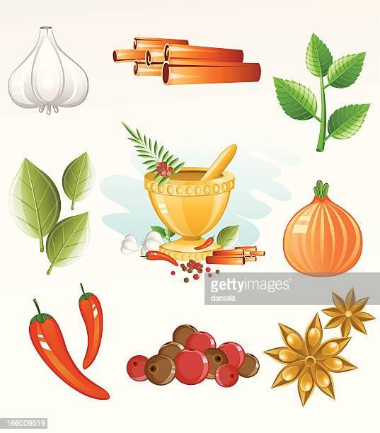Spice icono de