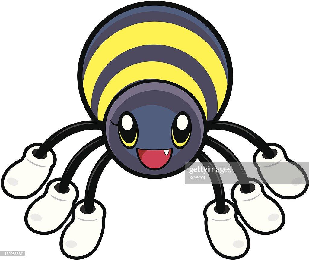 Spider : stock illustration