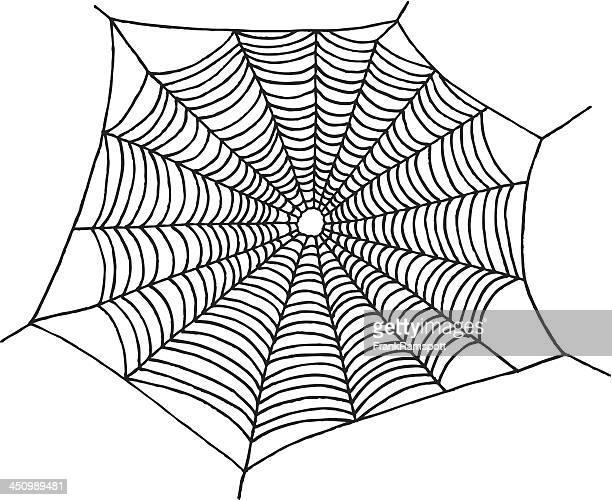 illustrations, cliparts, dessins animés et icônes de toile d'araignée dessin - confinement clip art