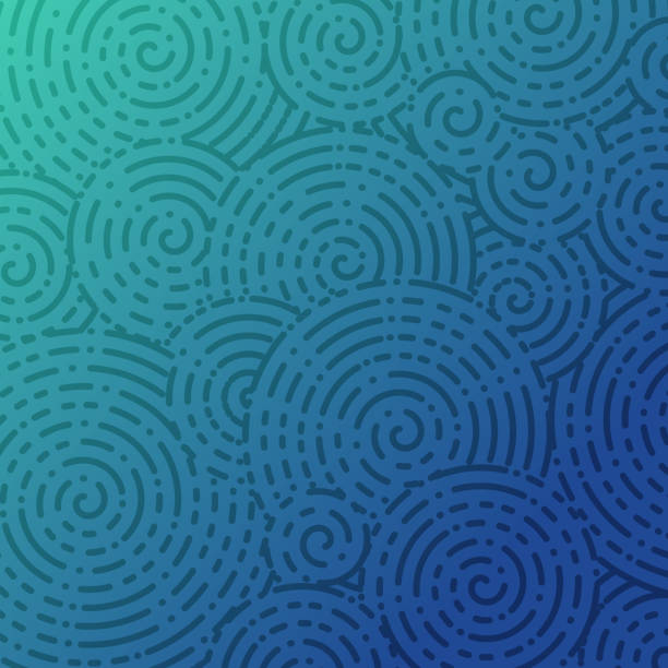 spiral abstract background - swirl stock illustrations