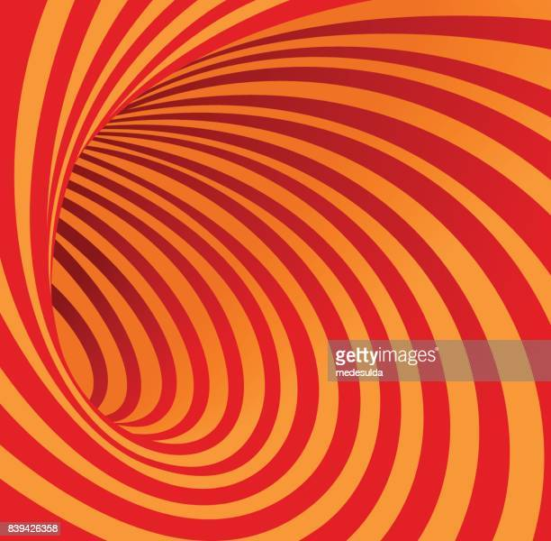 spiral background - spinning stock illustrations
