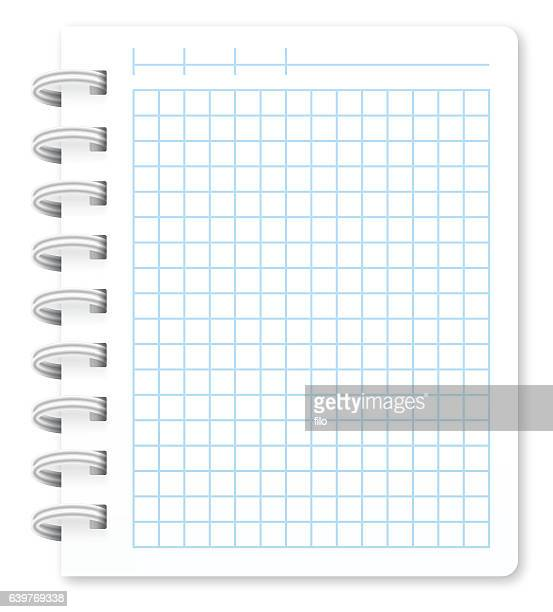 Spiral Notepad with Copy Space