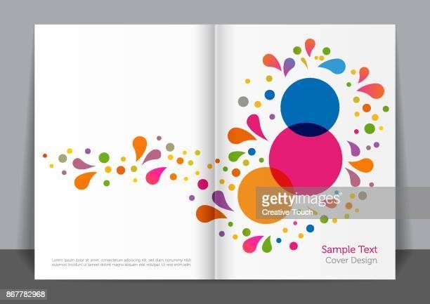 Splash Cover design