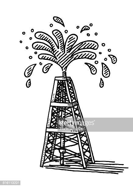 60 Top Oil Well Stock Illustrations, Clip art, Cartoons ...  60 Top Oil Well...