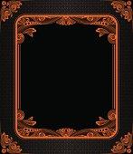 Spooky Orpheum Frame