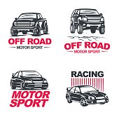 sport car set