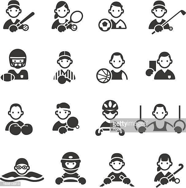 sport icons - race car driver stock illustrations, clip art, cartoons, & icons