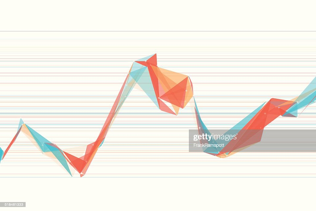 Sport Polygon Triangle Diagramm : Stock-Illustration