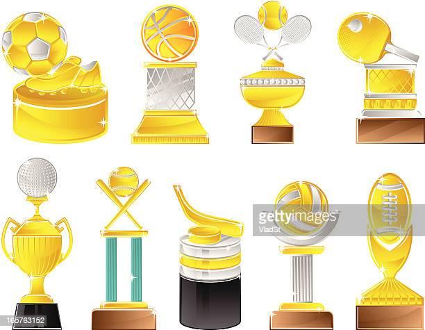 Desporto troféus