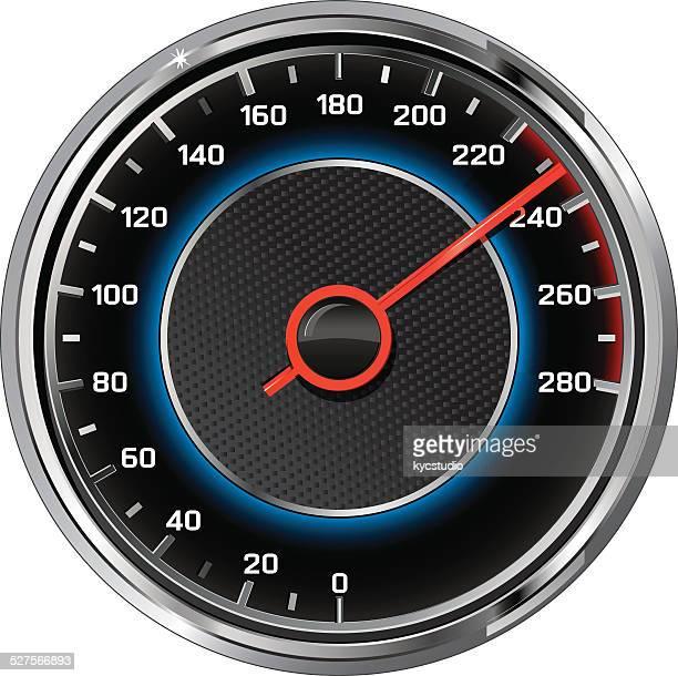 Sport tunning Speedometer