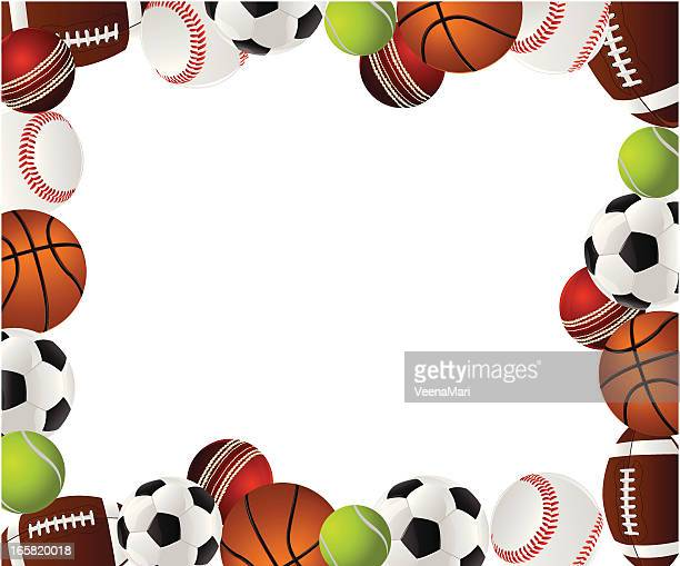 Basketball Picture Frames Vector Art and Graphics | Getty Images