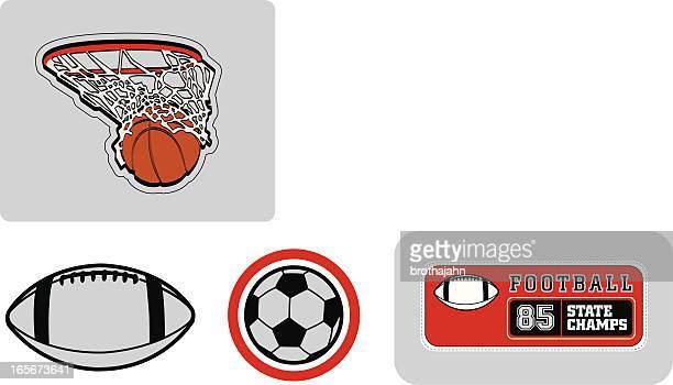 Pelotas de deportes