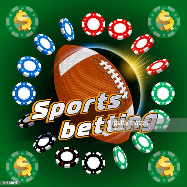 sports betting american football - dueling stock illustrations, clip art, cartoons, & icons