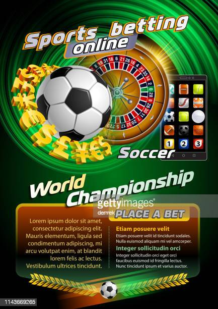Sports betting soccer