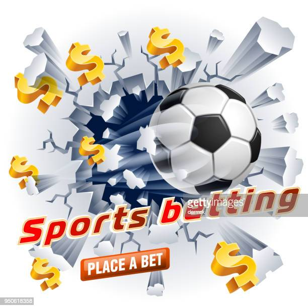 sports betting soccer - dueling stock illustrations, clip art, cartoons, & icons
