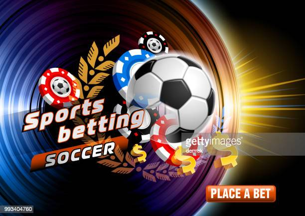 304 Football Betting High Res Illustrations - Getty Images