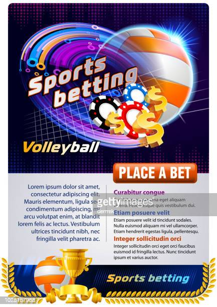Sports betting volleyball